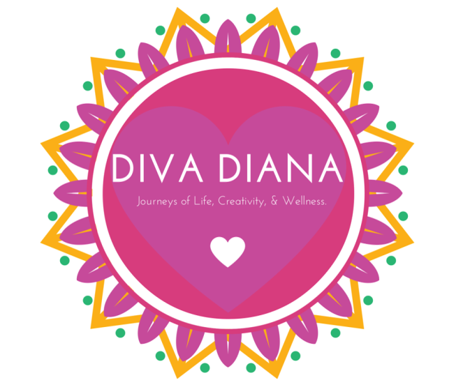 Diva Diana Logo Transparent Color